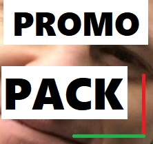 Promotion Bundle 1 (Website Ads, Links & Social Shares)