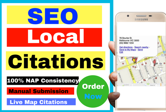 Do Local SEO Citations Live Google Maps