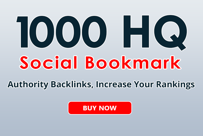 1000+ social bookmarks to your site within 1 day