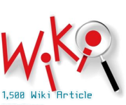 1,500 wiki article each article have 3 backlinks.