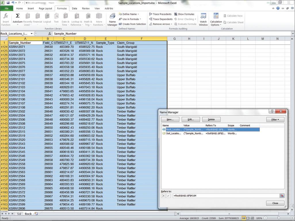 Do 250 Excel Rows Data Entry