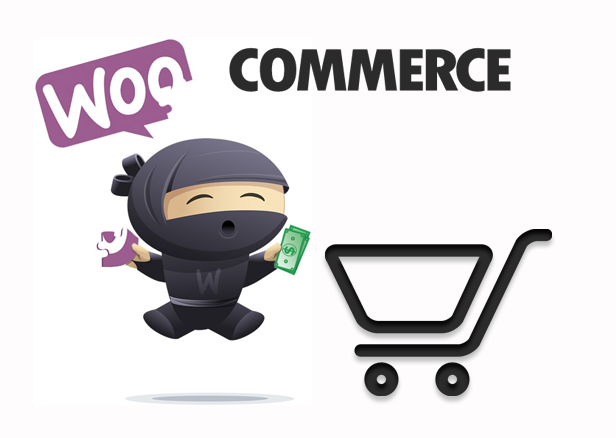 make a wordress ecommerce website using woocommerce