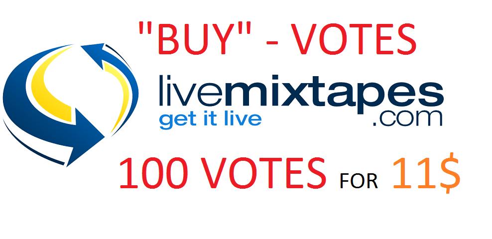 100 votes for livemixtapes