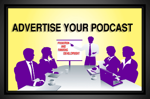 Advertise And Promote Your Podcast To Listen And Ranking Development