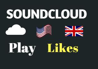 10K(10,000) SOUNDCLOUD PLAYS 30 LIKES 30 REPOST