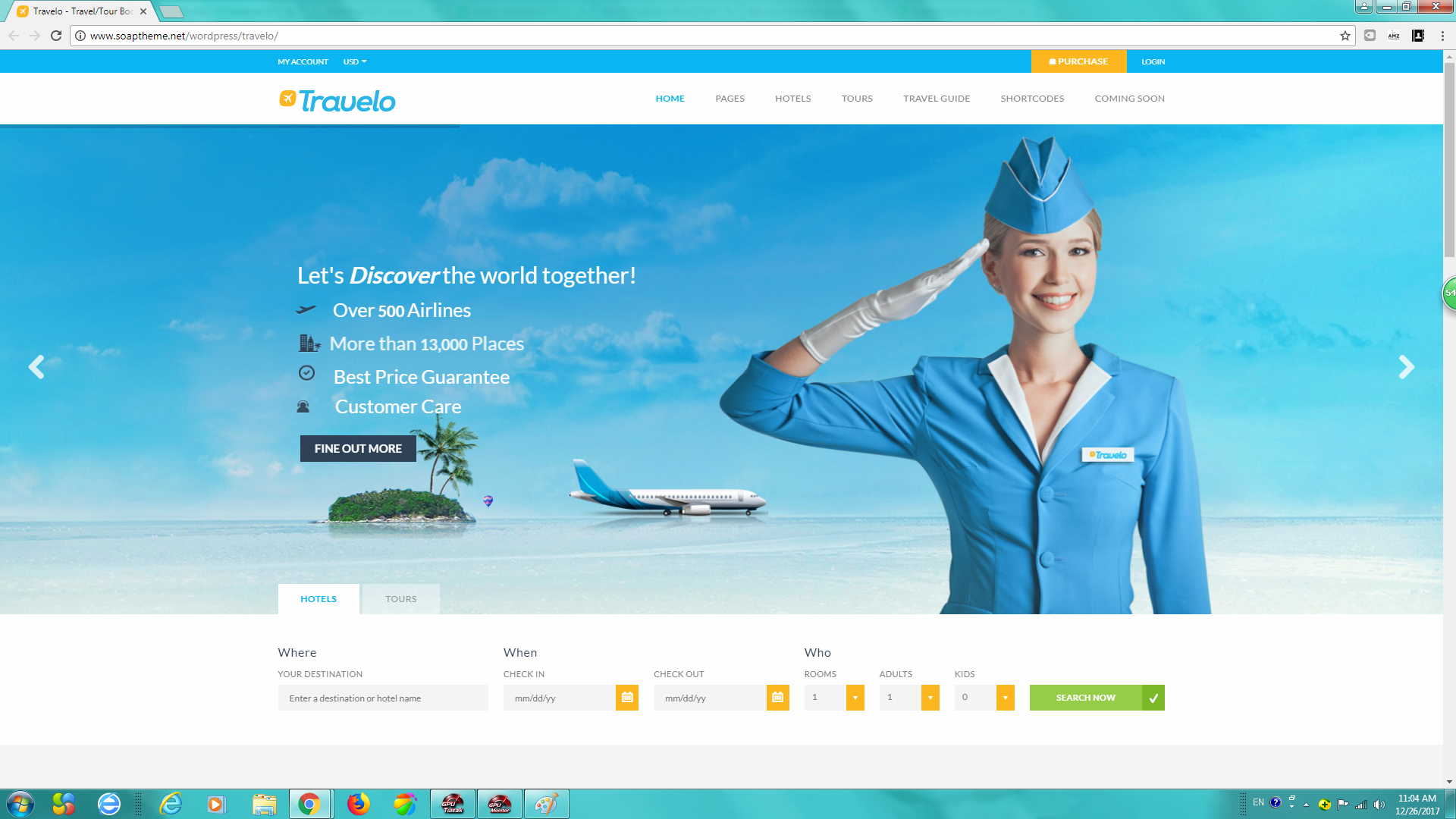 Create Making Huge Money Fully Automated Travel Website