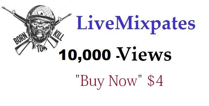 10,000 Views Livemixtapes,  indy club & trillhd