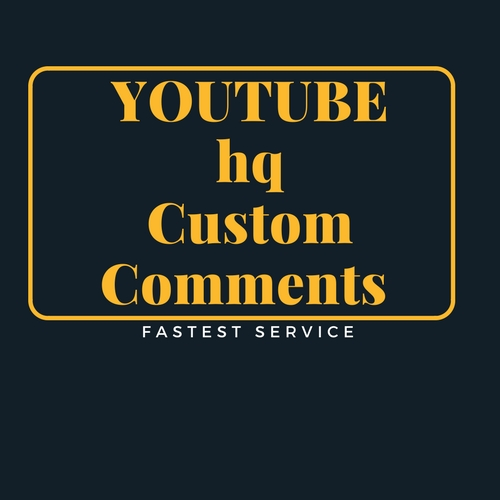 Add 40+ High Quality YT Custom Comments