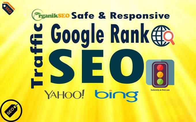100% gooogle number #1 ranking your website