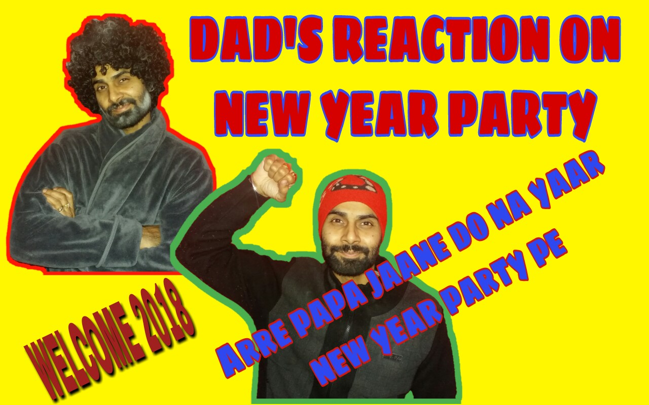 I can create happy new year funny clips for you