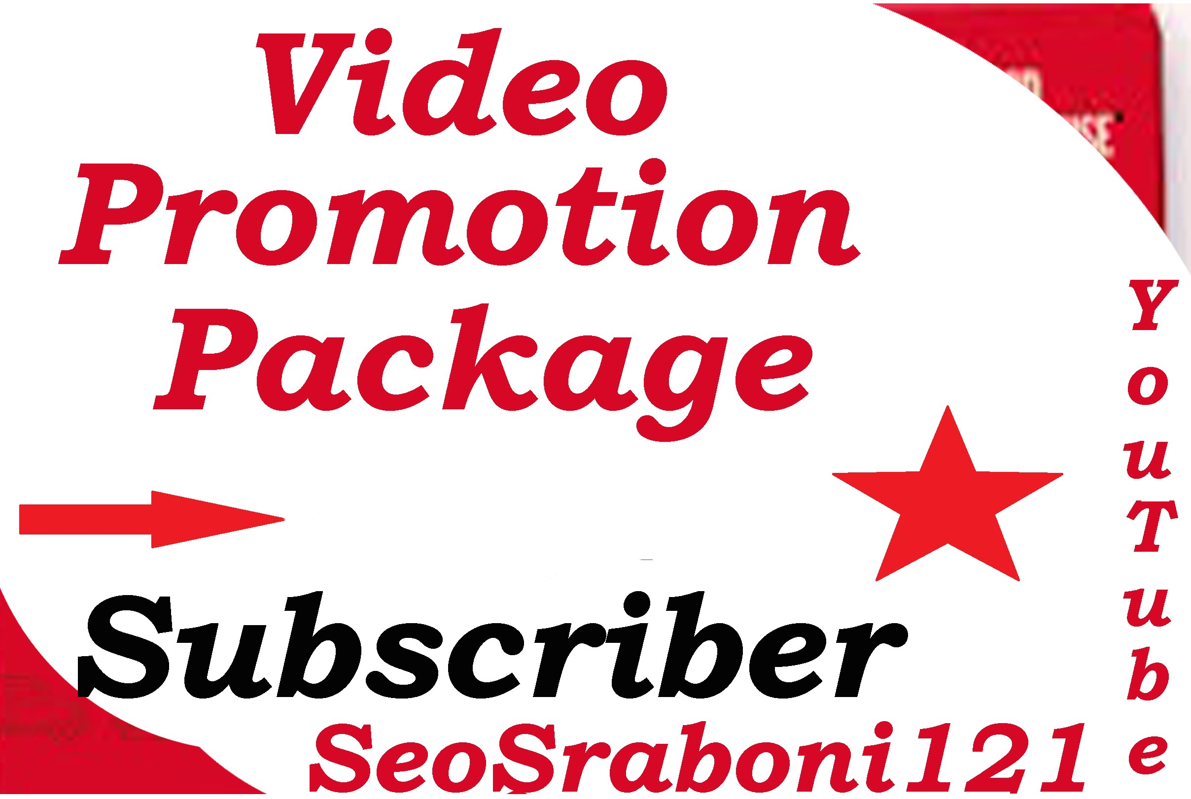 High Quality Promotion package Vai-Real in your profile non drop