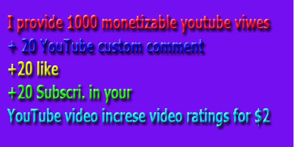 Get Real YouTube Promotion