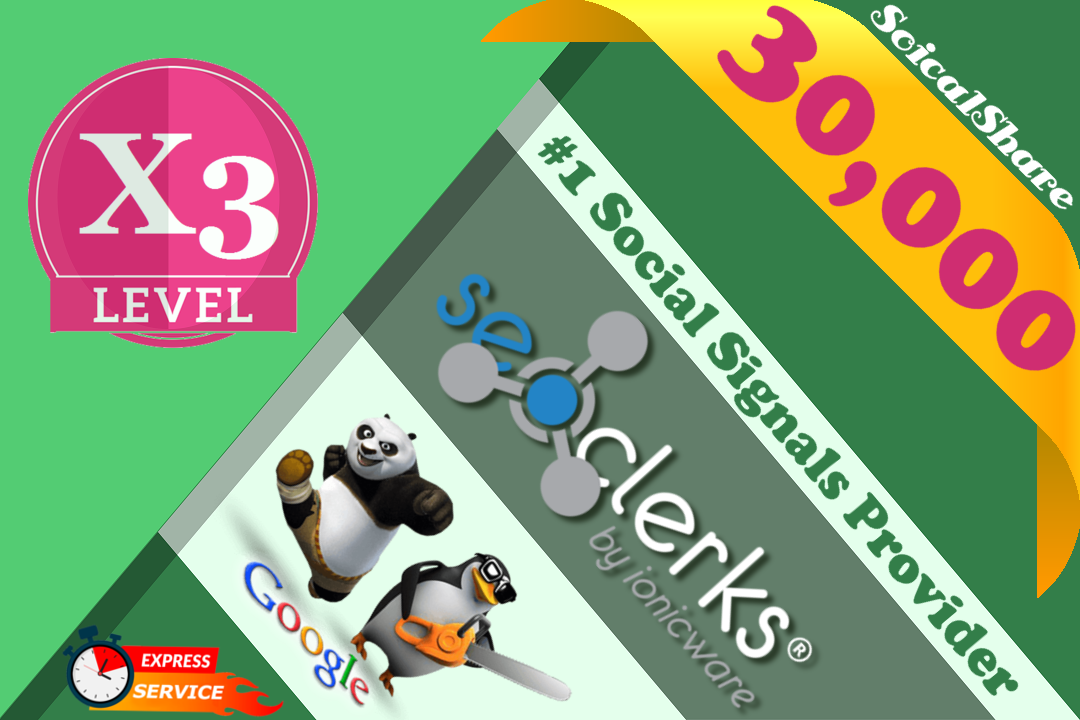 Top 5 Social Platform 30,000+ Permanent Social Signals For Affiliate Marketing & Business Promotion Help To Increase SEO Website Traffic & Share Bookmarks Important Google Ranking Factors