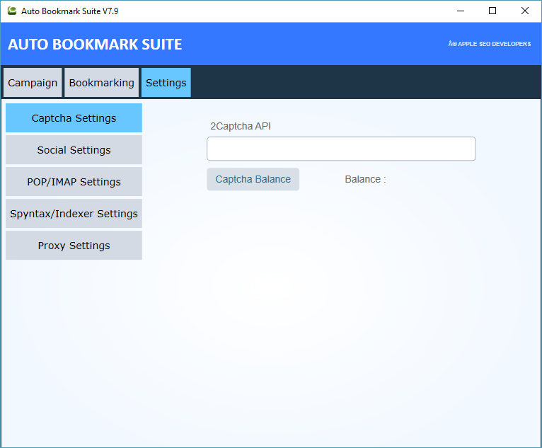 Give You High Authority Bookmarking Sofware