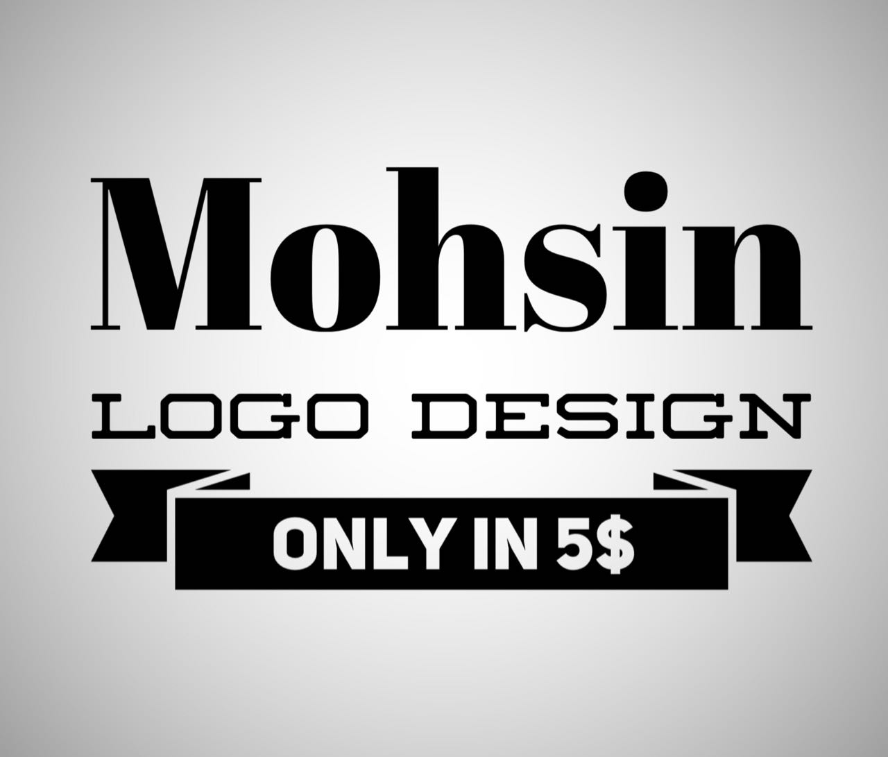 Design Logo For Any One With Premier Quality