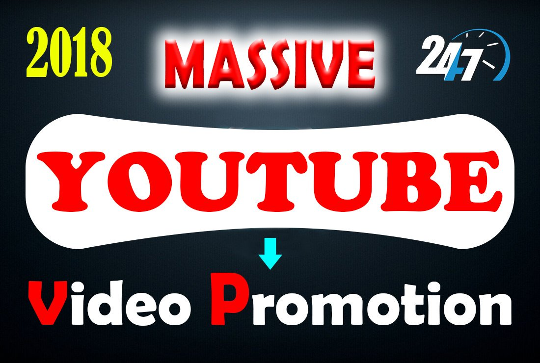 Video Promotion Youtube Marketing Social Media