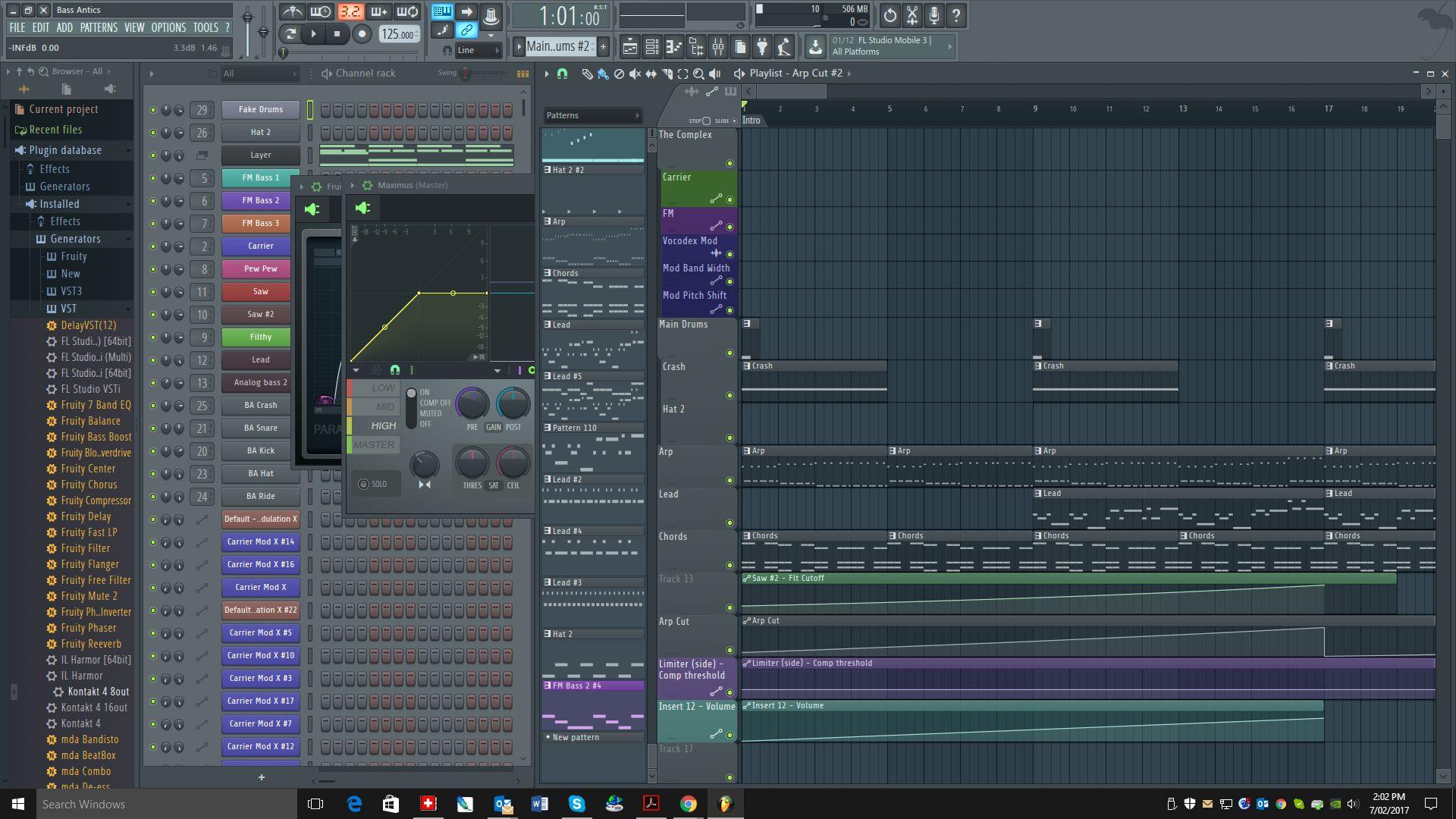 EDM Track Ghost Production