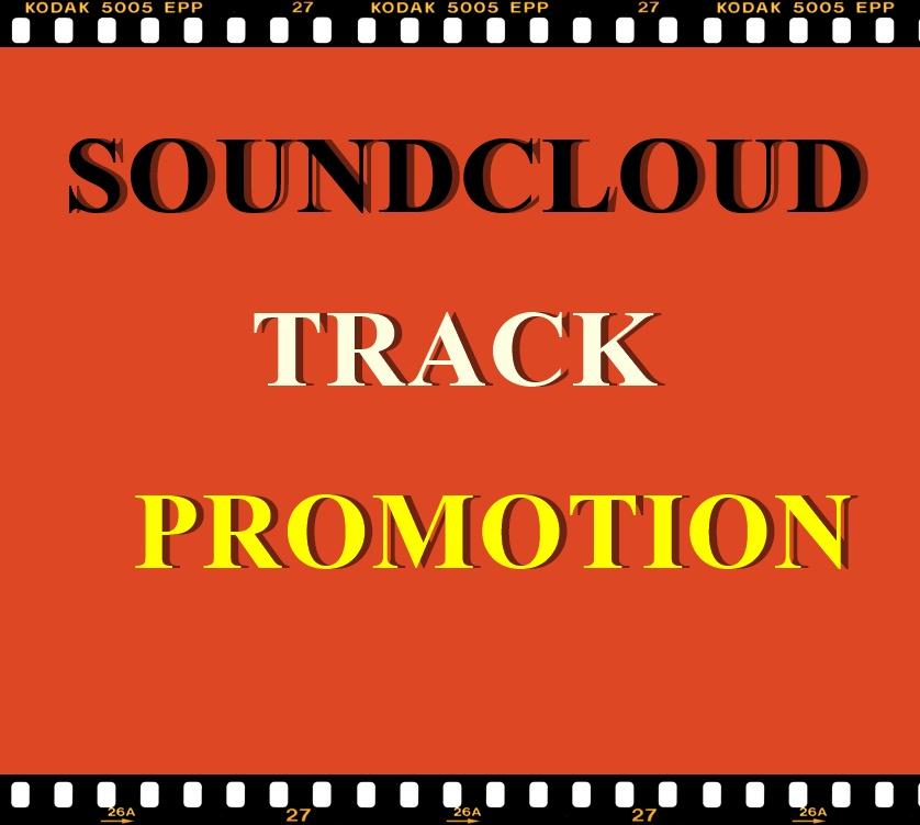 300,000 Soundcloud  Plays + 200 SoundCloud Like + 50 Reposts + 30 Comments