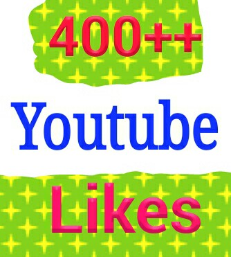 Add special 450+ yutubee llikes to your video