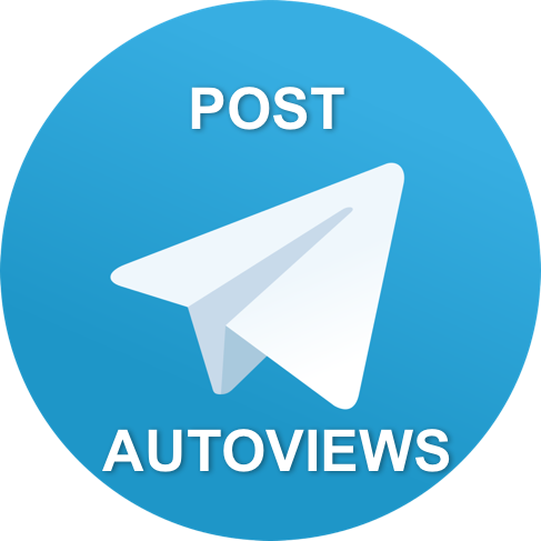 300 auto views telegram for 10 days to last 10-20 posts each!