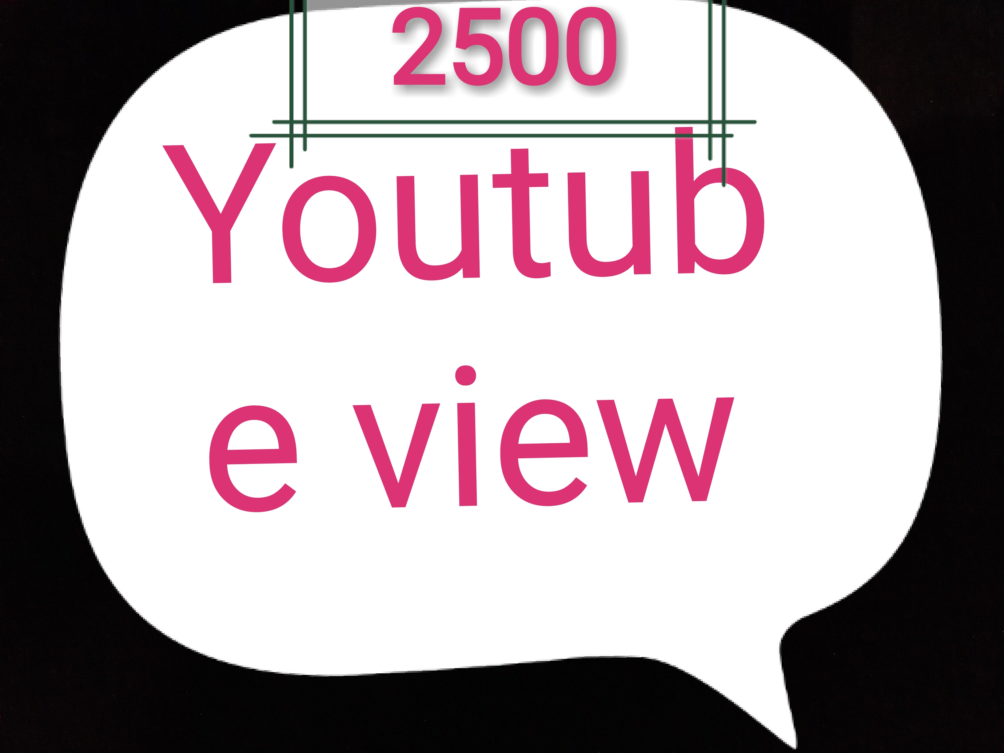2500 views Customs support of valuable Client for long time