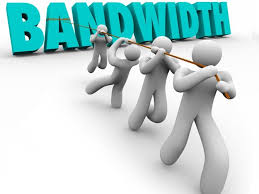 Control of Bandwidth Speed with any Router