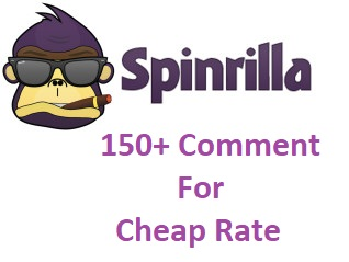 150+ Spinrilla Comments for your track
