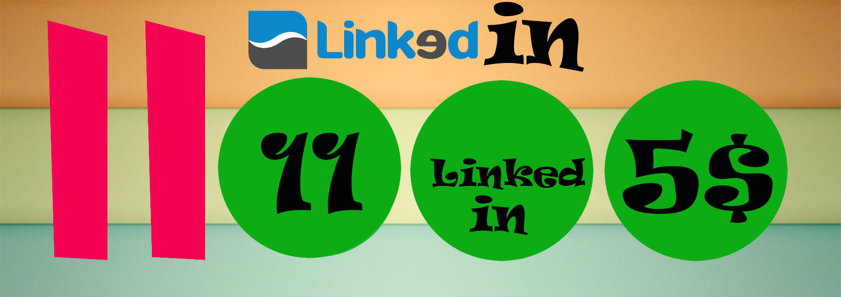 11000 Linkedin Share Only $5