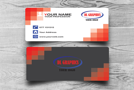 create your business card within 48 hours
