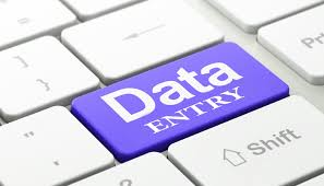 we do data entry wok for 5 per project