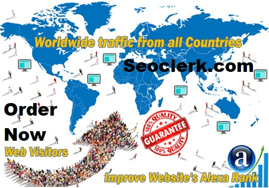 Drive 3000 Worldwide High quality keyword Target Organic traffic