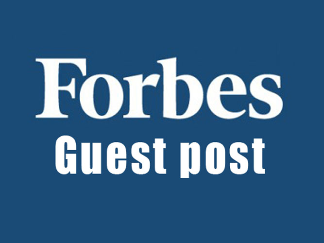 Publish A Article on Forbes
