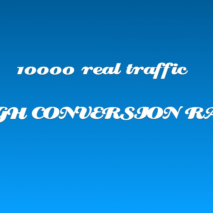 GET Cheap real traffic 10k real traffic 10K visitors - 10000 TO 1000000 REAL VISITORS cheap Traffic WITH HIGH CONVERSION RATE