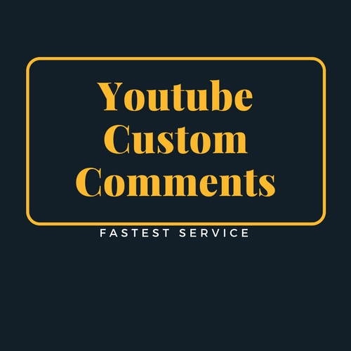 100+ High Quality YT Custom Comments