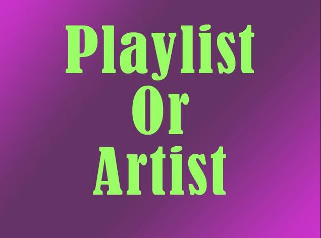 Buy 1000+ Playlist or Artist Followers  Real Active & Non Drop