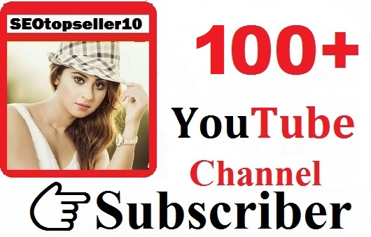Instant start 120+ Youtube channel subs-criber non dropeed guaranteed  just