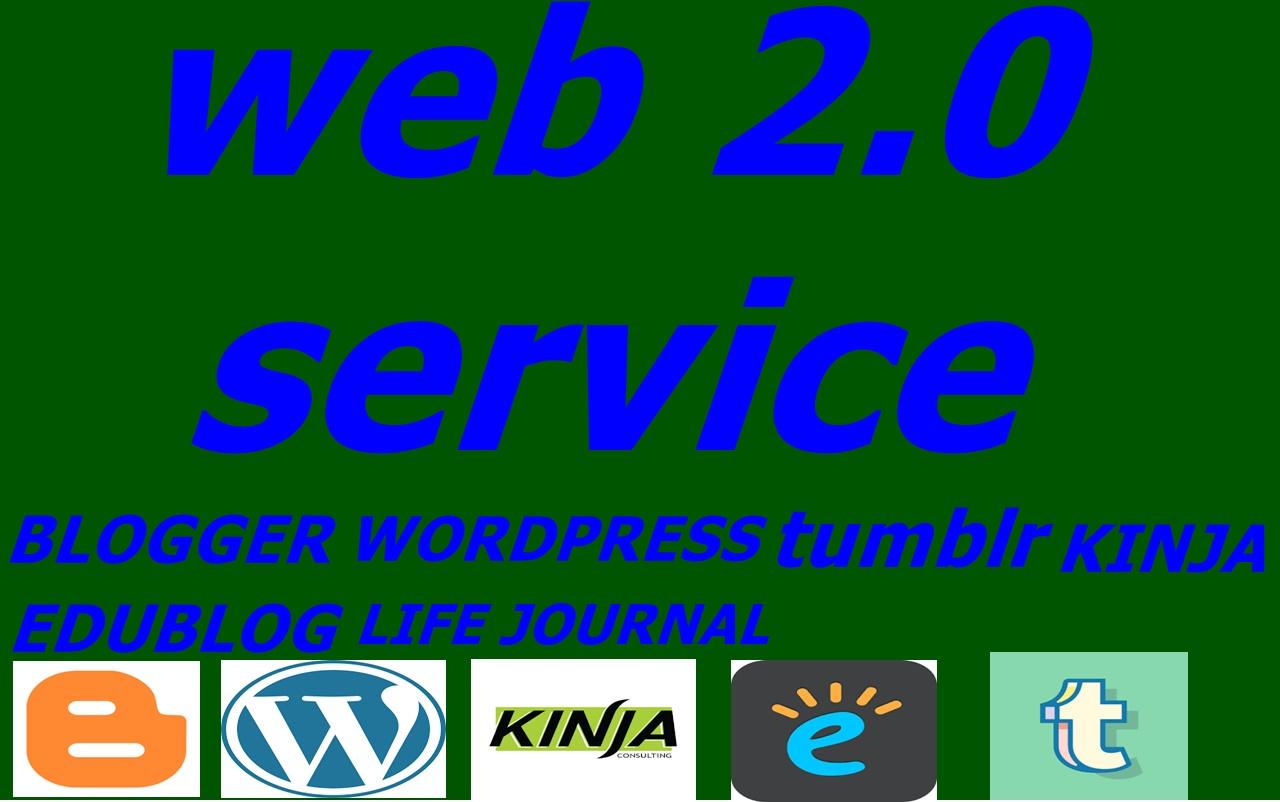 PROVIDE MANUALLY CREATE 10 WEB 2.O SERVICE