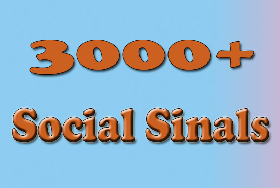 Top Quality Social Signals From best social sites