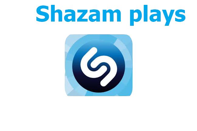 Buy 5000+ USA Shazam Plays or 750+Shazam Followers instant start