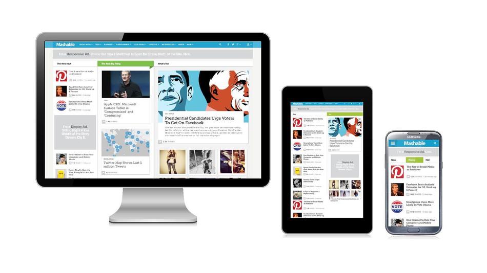 design a Responsive Website