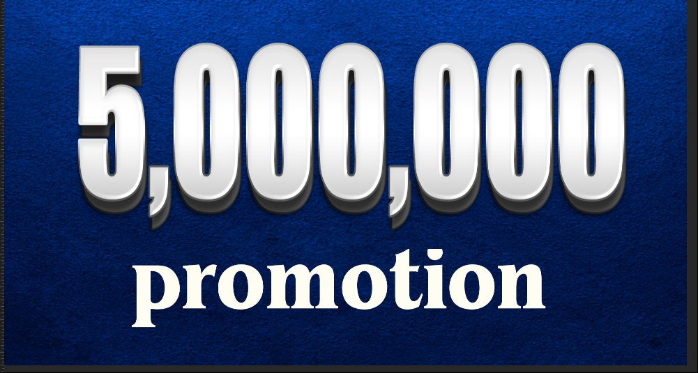 Promote to over  5,000,000  active Page Members your   business / any url  / Article    with EXTRA BONUS