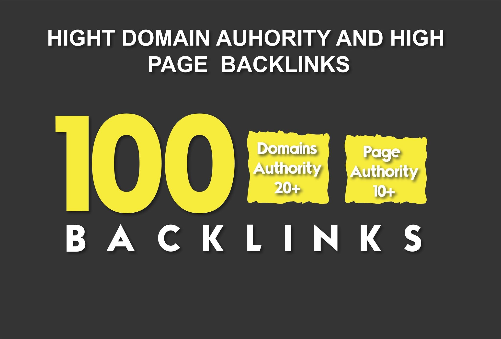 create dofollow  100 unique domain manual blog comments high dapa