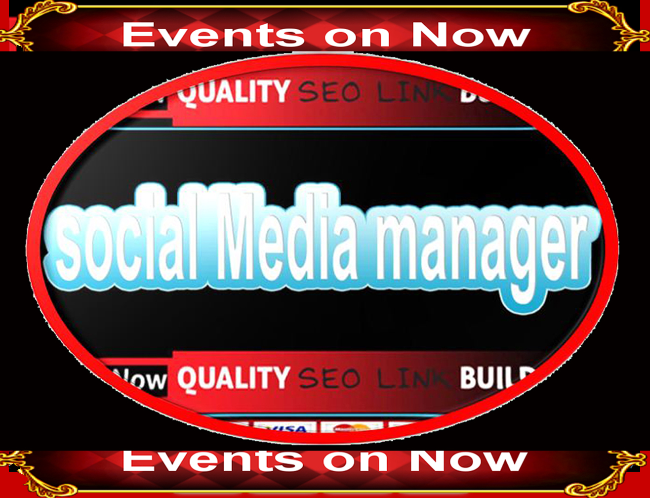 Get your social media manager very cheep rate