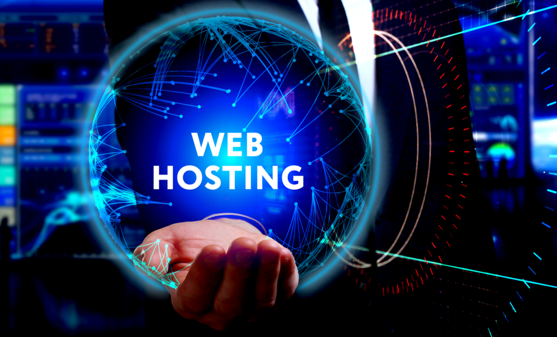 1 Year web hosting