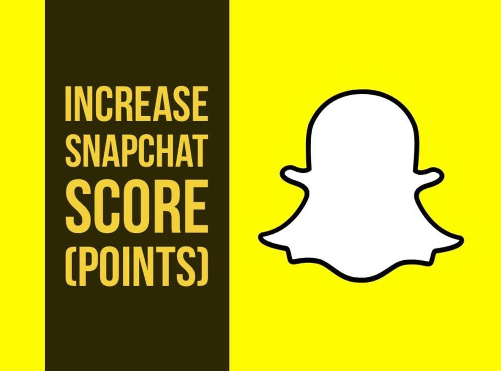 Add 5,000 snapchat score within Fast Delivery