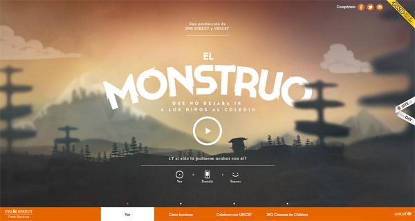 Design a Responisve Full screen Website