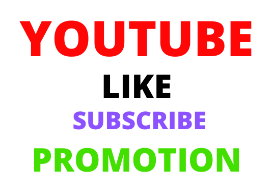 Unlimited Manual Offer And High Quality YouTube promotion active save and social media marketing