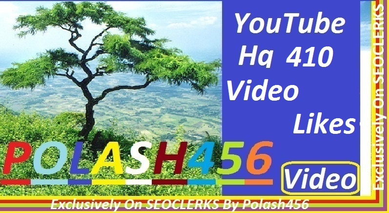 410 YouTube Video Likes Ads 2/3 Hours In. So If You Need To Ordered