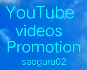 Super offer YouTube Video Promotion Social Media Marketing