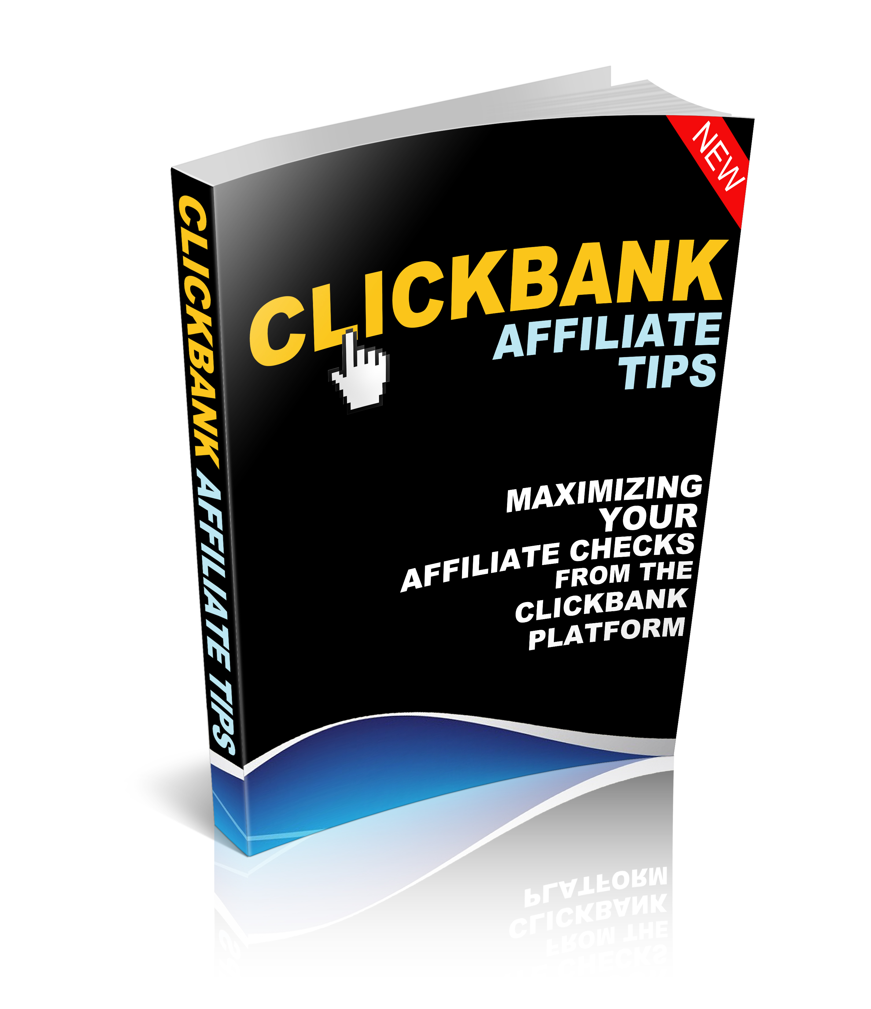 Clickbank Affiliate Tips Pdf book-for personal use or resell